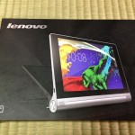 Android版【YOGA Tablet 2-830L SIMフリー】レビュー 一週間使用してみて ①開封とハード面
